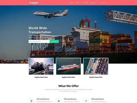 【A0003】港口运输